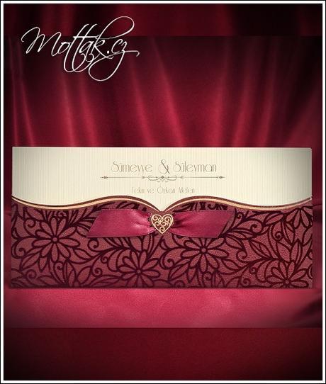 Svatební oznámení 5464 www.mottak.cz,