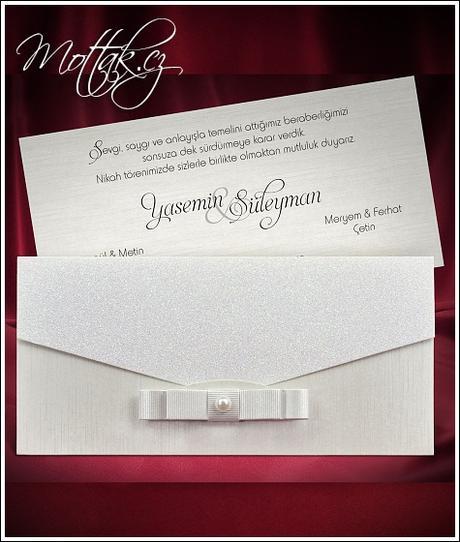 Svatební oznámení 5481 Mottak.cz s.r.o.,