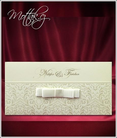 Svatební oznámení 5483 www.mottak.cz,