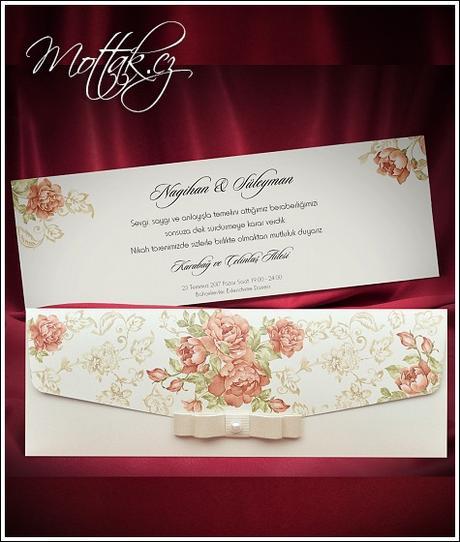 Svatební oznámení 5493 Mottak.cz s.r.o.,