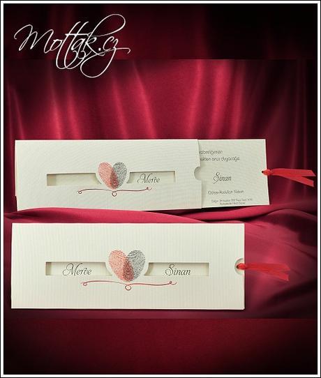 Svatební oznámení 5498 www.mottak.cz,