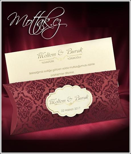 Svatební oznámení 5504 www.mottak.cz,