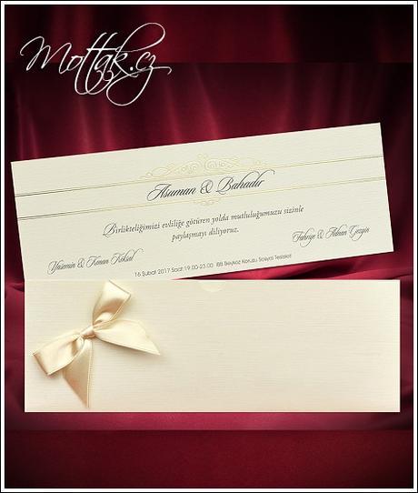 Svatební oznámení 5506 www.mottak.cz,