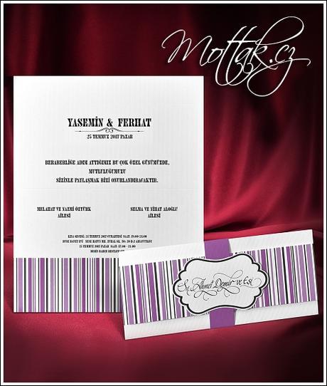 Svatební oznámení 5522 www.mottak.cz,