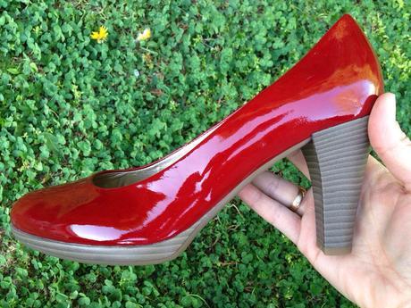 Gabor topánky - obuté 3 hodiny, 40