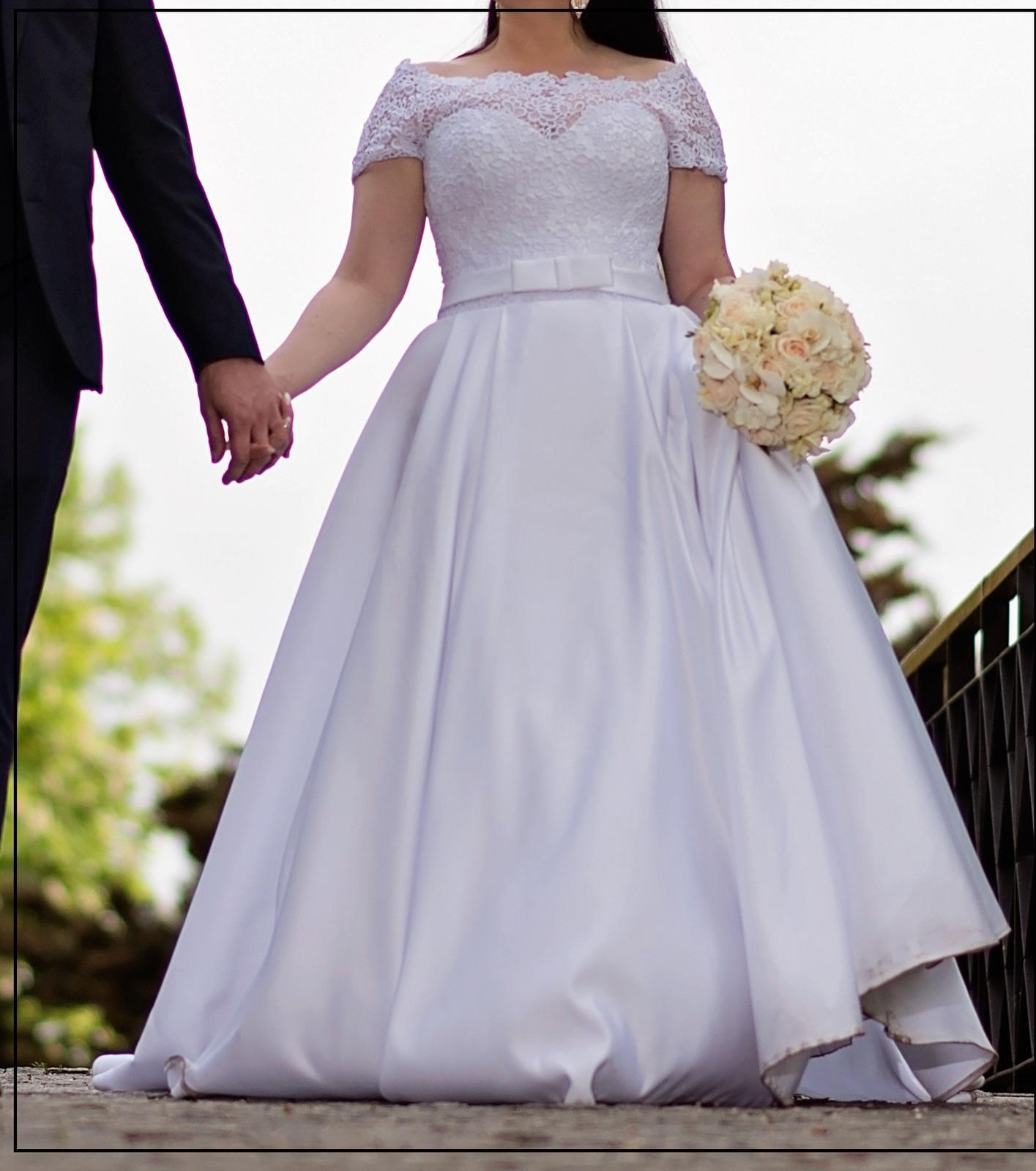 a6fe33c7cb13 Romantické svadobné šaty