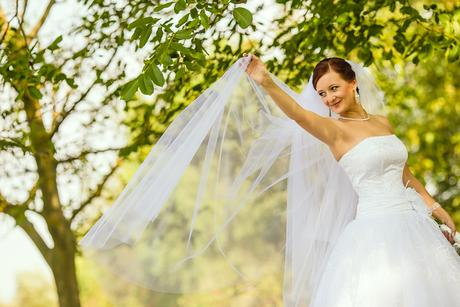 svadobné šaty tylové, 37