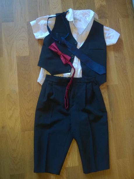 Oblek pro družbu/chlapečka , 86