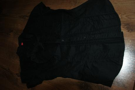 Bluzka/kosielka s čipkou - Esprit, XS