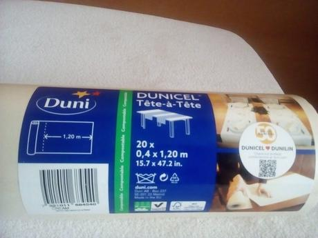 Role duni/dunicelu, vanilkový,