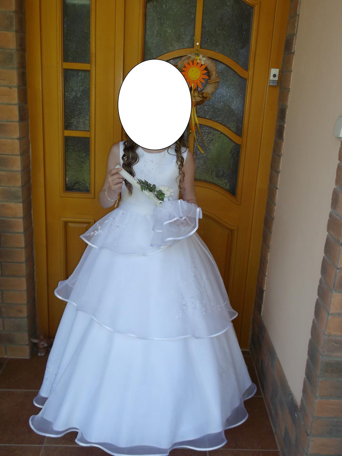 51fc289f2231 Šaty na 1.sväté prijímanie pre družičku na svadbu