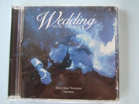 Klasická svatební hudba na obřad - CD,
