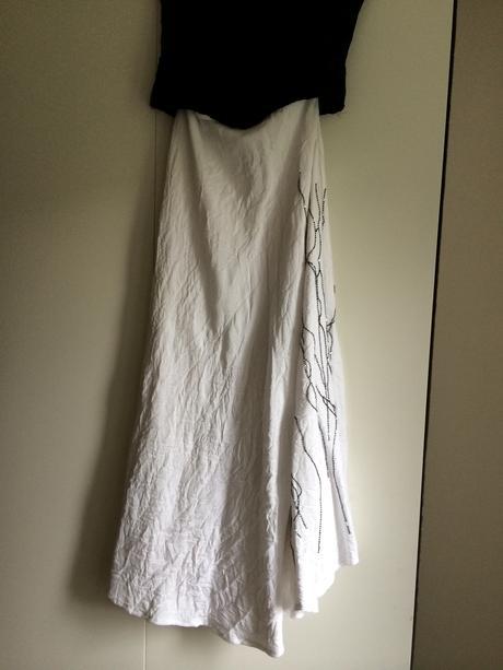 korzet a sukně jako komplet , 38