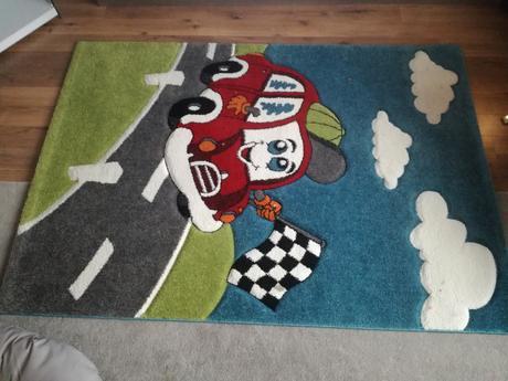 Dětský koberec,