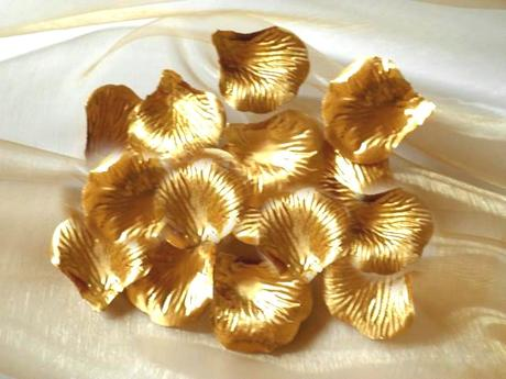 zlaté lupene,