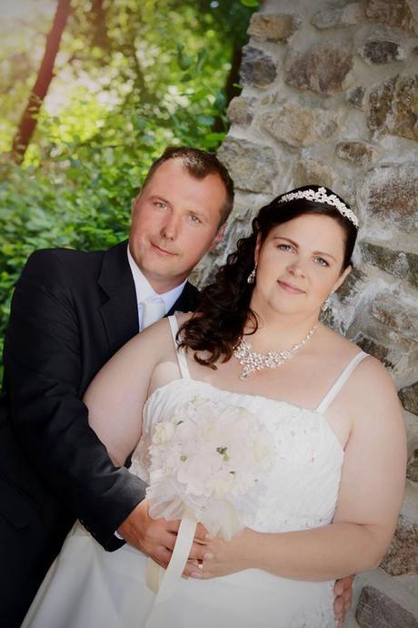 svatební šaty vel.58, 58