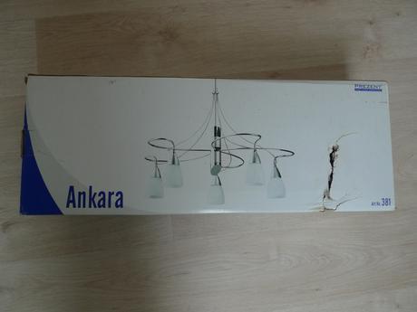 Lustr Ankara zn. Prezent (art. no. 381),