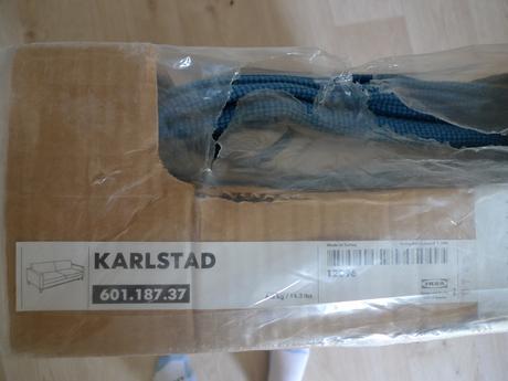 Potah Korndal na sedačku IKEA Karlstad,