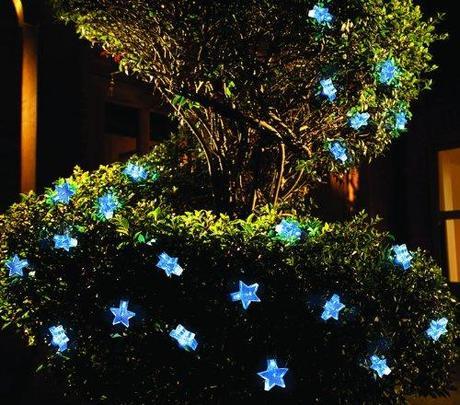Solárna LED reťaz Cole & Bright,