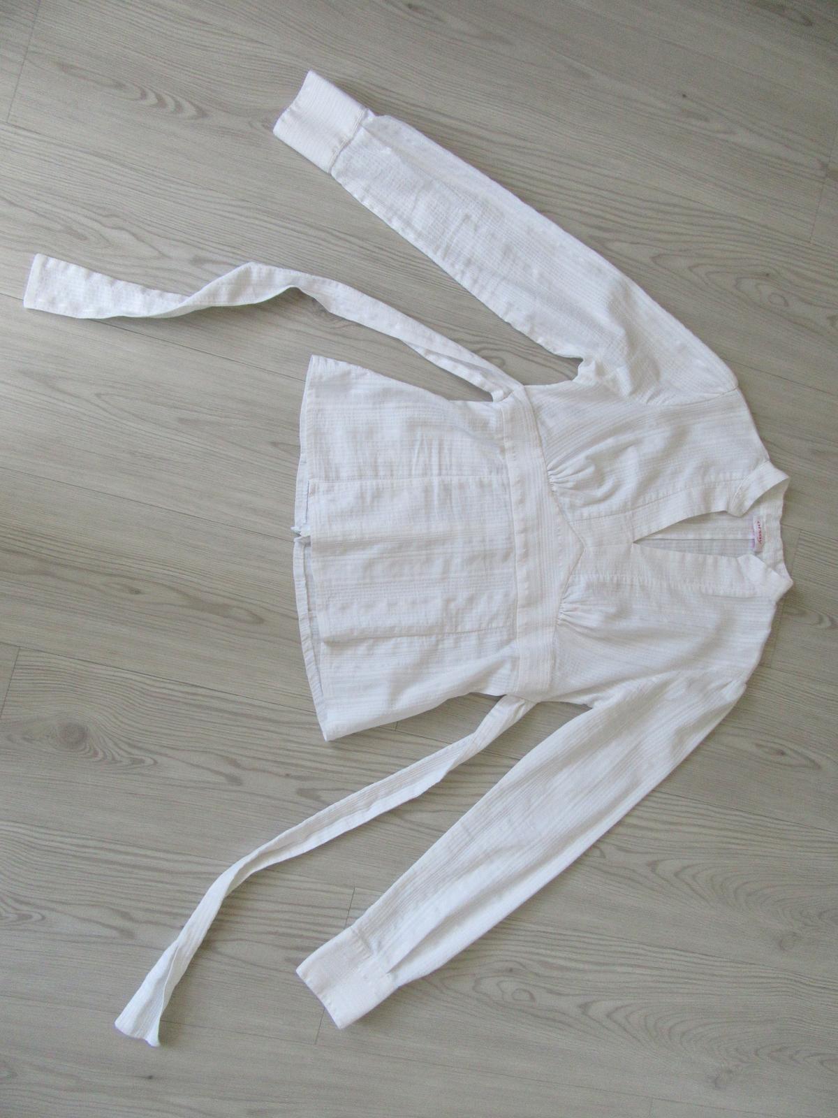 Bílá košile orsay df8c4807c5