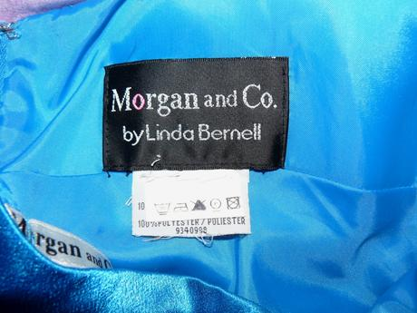 Spolocenske saty vel. 40, Morgan & Co. , 40