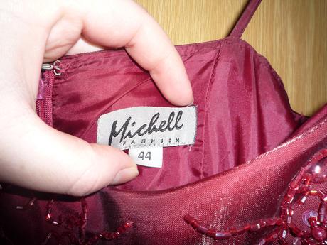 Spoločenské šaty zn. Michell, 44