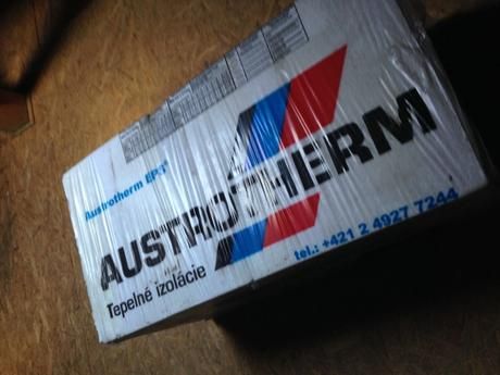Austrotherm EPS 100 S, hr. 30 a 60 mm ,