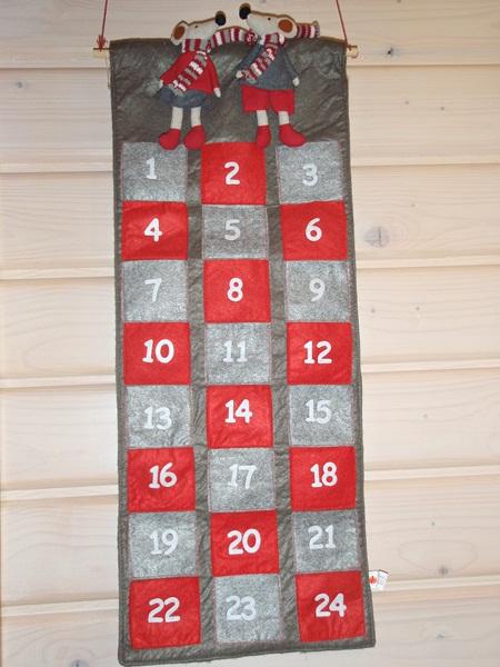 Adventný kalendár,