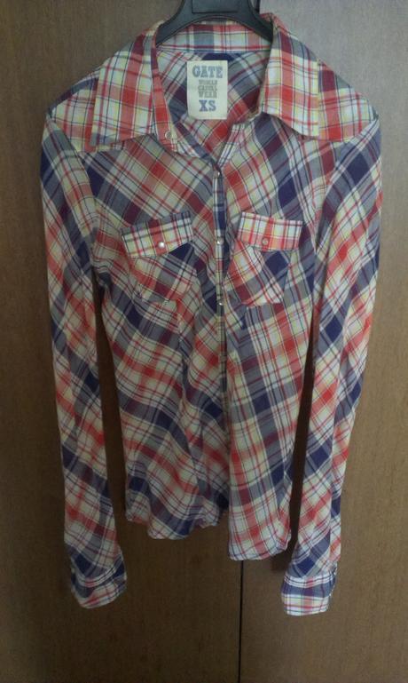 dámska košeľa, 34