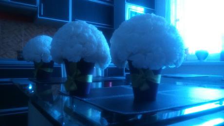 svadobné kytičky,