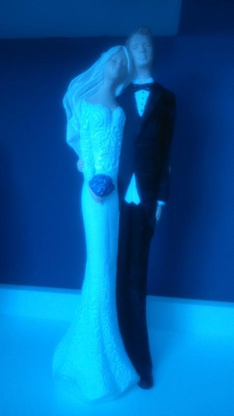 svadobný pár,