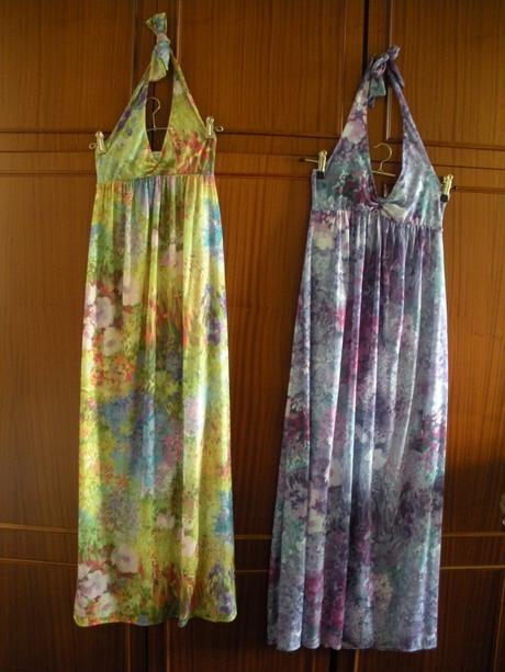 Šaty Zara 2xS a 2xM, S