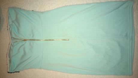 Nebíčkové šaty , 40