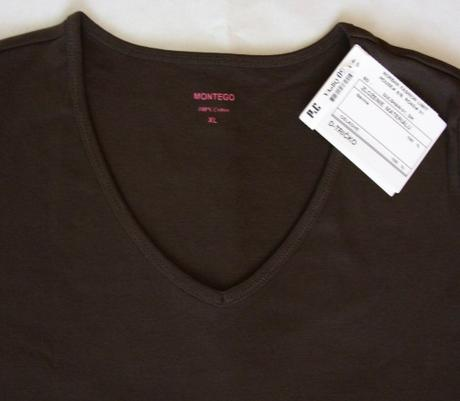 Dámske tričko   nenosené , 42