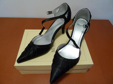 dámske spoločenské topánky č.39, 39