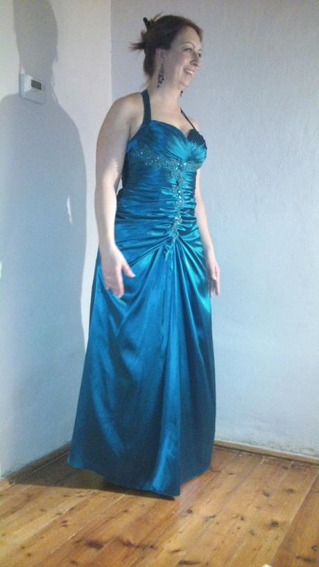 společenské,plesové šaty vel. 36-38-40, 38