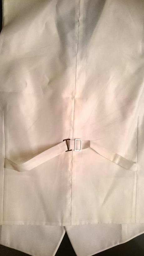 čr Svadobný set Beytnur. vesta, kravata, ragata, 46