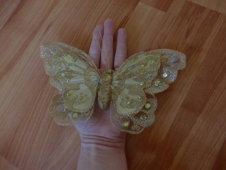Motýl 14x20 cm,