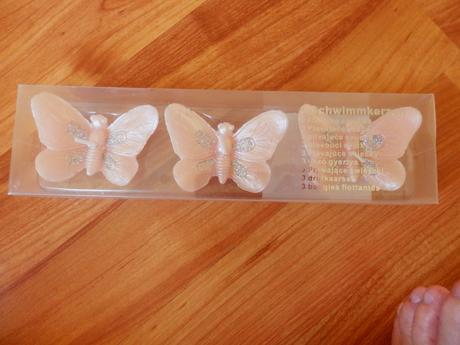 Svíčka motýl plovoucí,