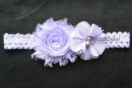Květina na pinetě (nejen do vlasů),