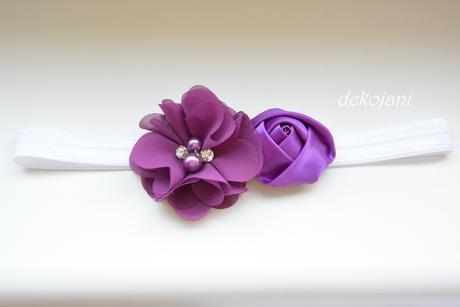 Květinová čelenka,