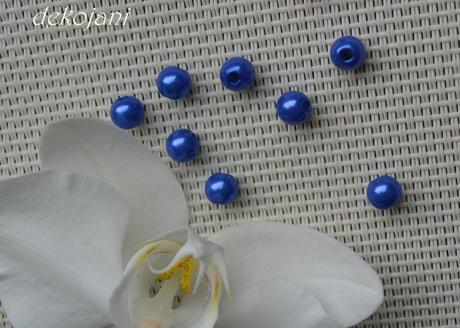 Modré vývazky,
