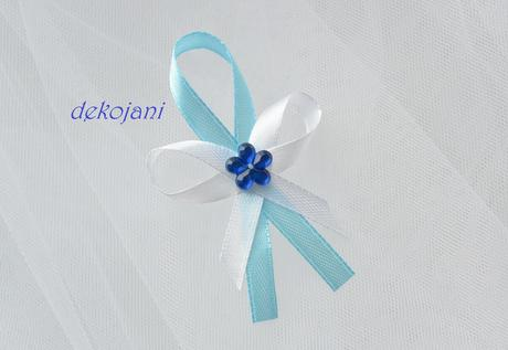 Modrý vývazek,