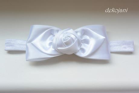 Svatební čelenka,