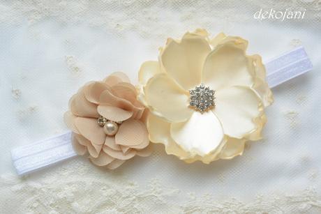 Svatební  jutový polštářek,