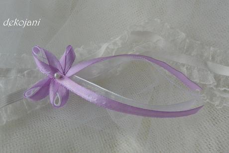 Svatební pás na šaty,
