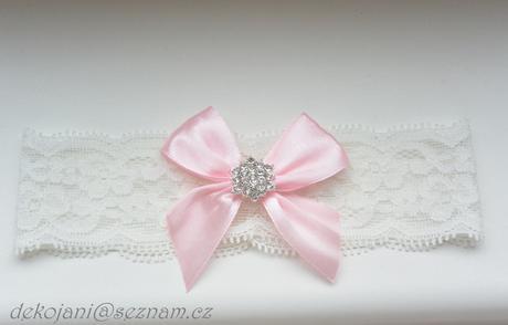 Svatební polštářek- barva květin na přání,