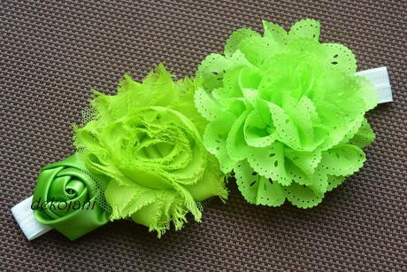 Zelené vývazky,
