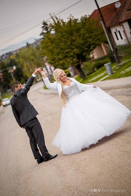 nadherné svadobne saty, 42
