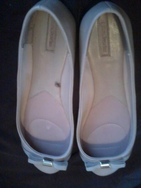 Béžové balerínky, 37